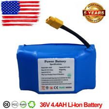 36V 4.4Ah Li-Ion Battery For Balance Scooter Board High Quality NEW