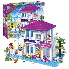 BanBao Loving World 6105 Sommerhaus 425 Bausteine, kompatible Bausteine