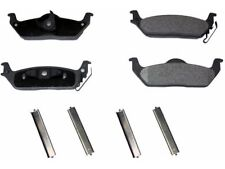 For 2004-2011 Ford F150 Brake Pad Set Rear Monroe 14431WY 2007 2010 2005 2006