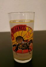 PREAKNESS 1997 Triple Crown Horse Race Maryland 122 Cocktail Beverage Glass