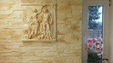 Relief Groß Hercules Fat Greek wedding Gips Griechische Skulptur Wandrelief Bild