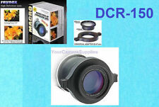 MACRO LENS Raynox DCR-150 CLOSE UP 52mm 55mm 58mm 62mm 67mm UAC2000 to NIKON