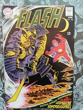 The Flash #180 Great Cover Art! Fine!