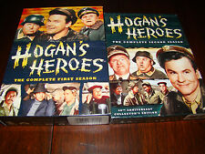 Hogan's Heroes - Season One and Season Two - Two Separate DVD Sets - Used