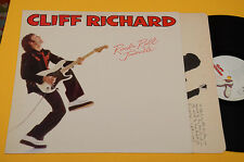 CLIFF RICHARD LP ROCK 'N' ROLL JUVENILE ITALIE 1979 MINT CONDITION ! JAMAIS JOUÉ