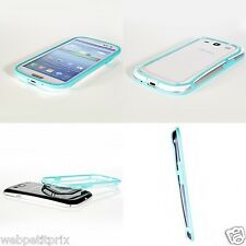 BUMPER  - BLEU  -  Samsung Galaxy S3 i9300 - NEUF