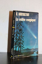 E. Hamilton LA VALLEE MAGIQUE Le Masque - SCIENCE FICTION 10 / 1974