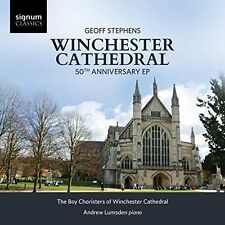GEOFF STEPHENS WINCHESTER CATHEDRAL: 50TH ANNIVERSARY EP NEW CD