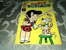 Little Dot Dot Land 1965 Harvey Giant Comic Book #18 FB1