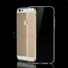 "FUNDA CARCASA TPU 100%25 GEL TRANSPARENTE PARA IPHONE 6 PLUS y 6s PLUS (5,5"")"