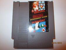NES GAME SUPER MARIO BROS. AND DUCK HUNT