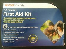 CVS All - Purpose first aid kit 250 Piece
