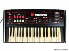 MULTIVOX MX8100 Rare CV Gate Sequencer Keyboard Synthesizer VINTAGE SYNTH DEALER