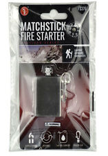 New FS376 Emergency Fire Starter Magnesium Flint Match Striker Camp Survival