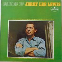JERRY LEE LEWIS - Echoes Of ~ VINYL LP