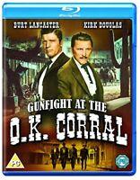 Gunfight at the O.K. Corral 60th Anniversary (BD) [Blu-ray] [2017] [DVD]