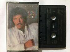 LIONEL RICHIE Audio Cassette Album 1986 DANCING ON THE CEILING *Free UK Postage*