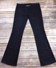 SEVEN 7 FOR ALL MANKIND JEANS WOMEN Size 28 A POCKET the Lexie Petite DARK BLUE
