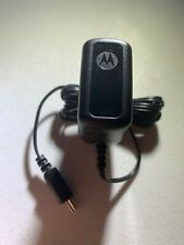 Motorola SPN5407A OEM Mini USB Travel Charger Wall Power Outlet Adapter