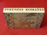 "[ZODIAQUE ART ROMAN] PYRENEES ROMANES Collection ""La Nuit des Temps"" 30 1969"
