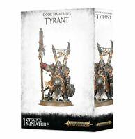 Ogor Mawtribes Tyrant - Warhammer AoS - Brand New! 95-11