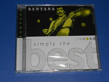 Santana - Simply the best - CD SIGILLATO