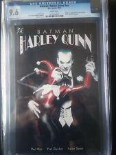 Batman Harley Quinn 1 CGC 9.6 1st Print 1st Harley Quinn In Continuity