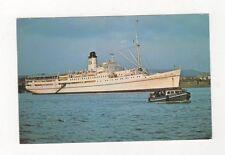 MV Doulos Shipping Postcard 706a