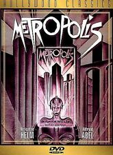 New ListingMetropolis (Dvd, 1998) Hollywood Classics