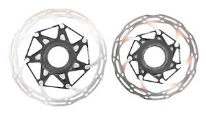 SRAM CenterLineX Rounded Centerlock Disc Brake Rotors 160/140mm CLX Bike 1 PAIR