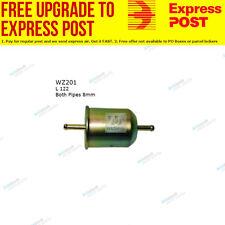 Wesfil Fuel Filter WZ201 fits Nissan Pulsar 1.6 (N14),2.0 (N14),2.0 GTi (N15)