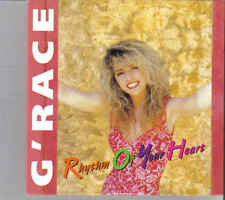G Race-Rhythm Of Your Heart cd single