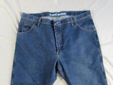 Wrangler 47MCVDS Cool Vantage Denim Jeans Tag 42x30 Measure 42x30.5 Cowboy