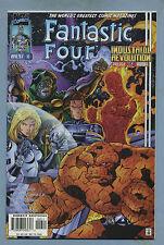 Fantastic Four #6 1997 Marvel Heroes Reborn