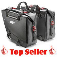 GIVI GRT718 GRAVEL T - Waterproof Satteltaschen, Packtaschen (Paar) je 15 Liter
