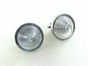 NEW WILLYS JEEP CJ-3B CJ3 CJ5 CJ6 COMBINATION PARKING/TURN SIGNAL CLEAR LIGHT