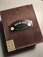 Crowned Heads Jericho Hill Willy Lee Empty Cigar Box lot of 4 boxes