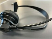 Panasonic headset, single ear piece