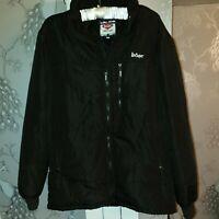Lee Cooper padded coat Black size XL