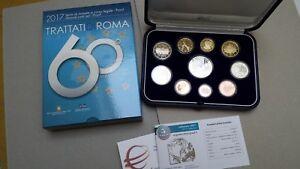2017 10 monete 10,88 euro Fs BE PP Proof ITALIA Italie Italy Italien 5 ToR 2 VE