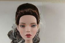 "Moonlit Romance Nude Doll Only Deja Vu 2014 Doll Tonner 16"" Ltd 500 W/ stand"