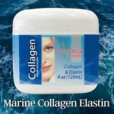 Collagen Hidrolysate and Elastin Fast Absorbing Cream - Face & Neck ( 4 Oz )