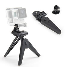 Flexible 2 in 1 Handheld Grip Mini Lightweight Tabletop Stand Tripod for Camera