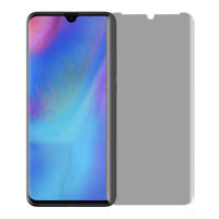 Privacy Tempered Glass Anti-Peeping Screen Protector Film For Huawei P30 Pro P30
