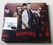 LES WAMPAS FONT LA GUEULE  -   CD + DVD ALBUM.