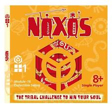 Noxos Brain Teaser Collectible Puzzle - The Tribal Challenge To Win Your Soul