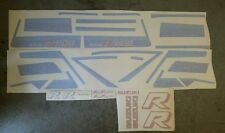 SUZUKI GSXR750G GSXR1100G GSXR1100-G 1986 MODEL FULL DECAL KIT