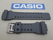Genuine Casio G-Shock GA-110TS GA-110TS-8A2 grey watch band rubber resin