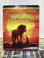 The Lion King (4k Ultra HD/Blu-ray/Digital HD) No Digital Copy