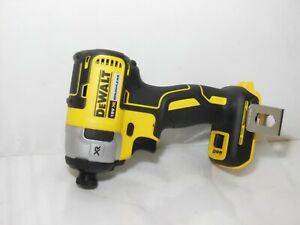 DeWalt XR DCF887 18V Cordless Impact Driver BARE 3 Speed Brushless New (2020)